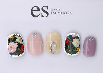 【ツメキラエス】 European flowers