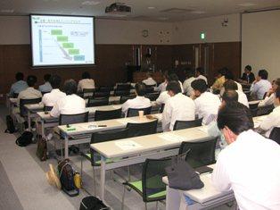 「土壌浄化技術セミナー」豊田商工会議所主催